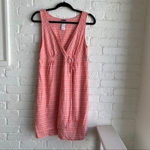 Patagonia island Hemp Organic Cotton Dress Sz 8
